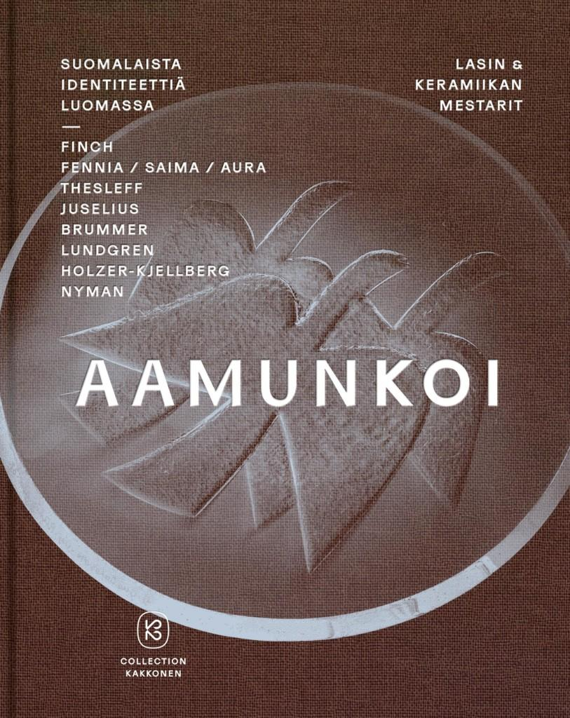 Cover of the Aamunkoi book
