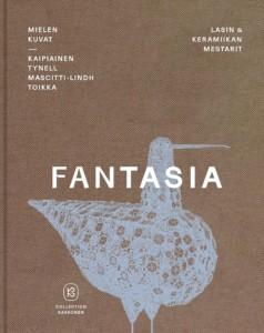 Cover of the Fantasia book