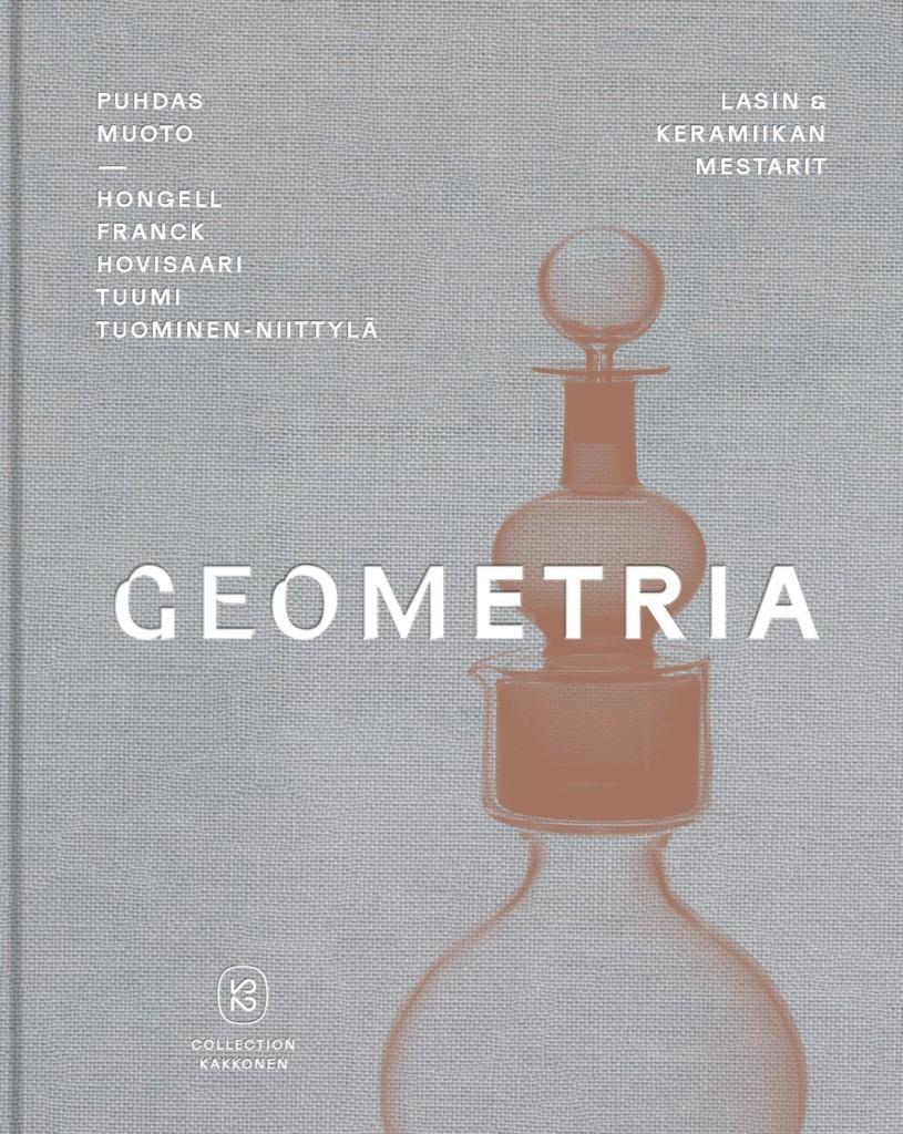 Cover of the Geometria book