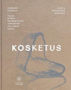 Cover of the Kosketus book