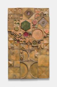 Rut Bryk, Reliefi, Arabia