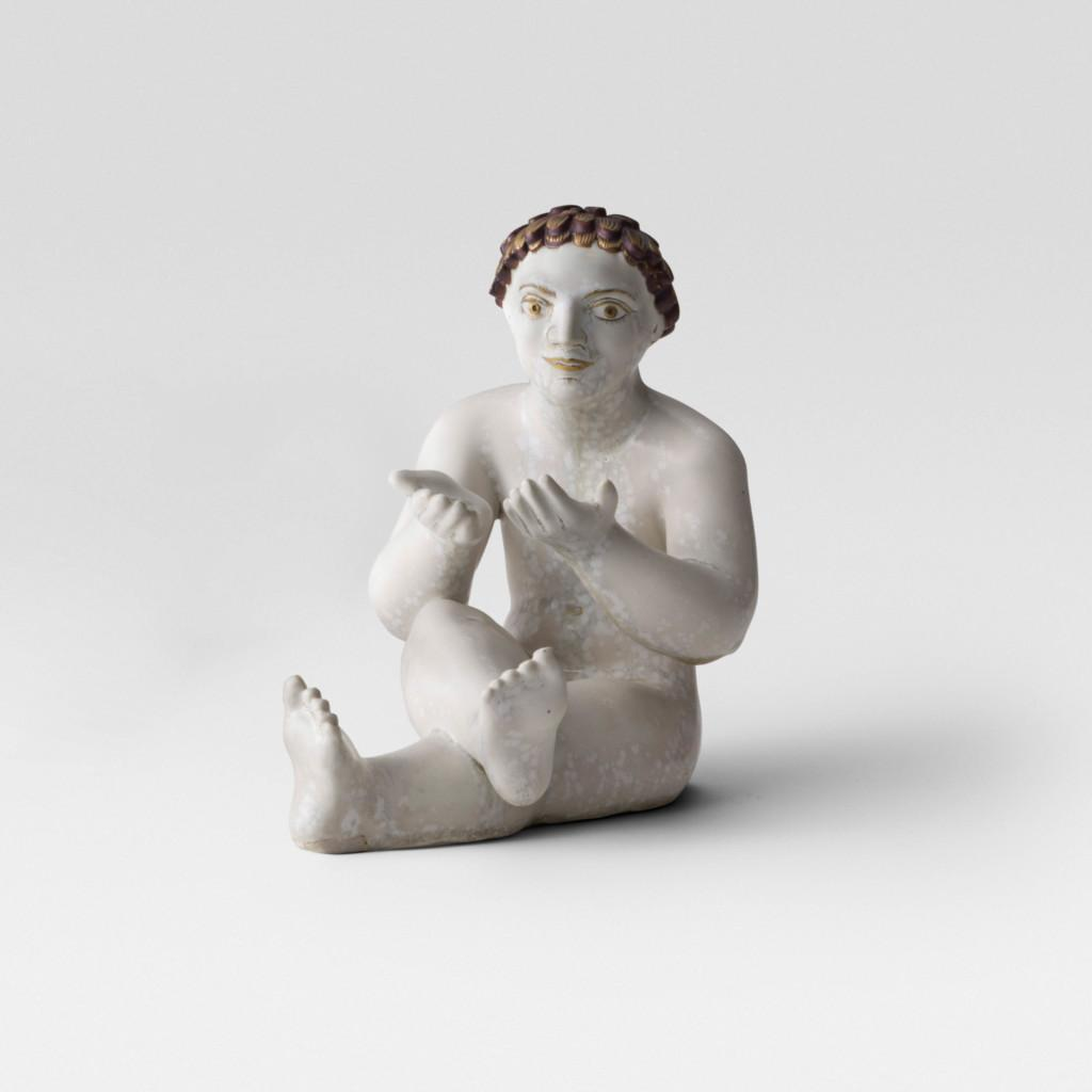 Tyra Lungren, Figuriini: istuva puttohahmo, Arabia
