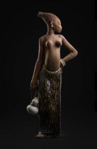 Michael Schilkin, Nainen ja vesiruukku, Arabia